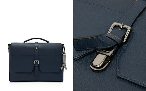 Ted Baker Sandune Leather Messenger Bag - Bloomingdale's_2