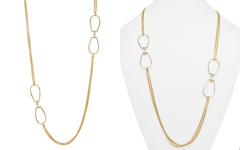 "Roberto Coin 18K Yellow Gold Classic Parisienne Necklace, 40"" - 100% Exclusive - Bloomingdale's_2"