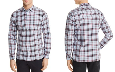 Burberry Alexander Plaid Button-Down Shirt - Bloomingdale's_2