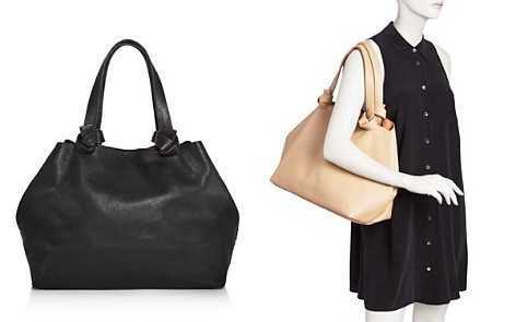 Callista Iconic Knotted Leather Tote - Bloomingdale's_2