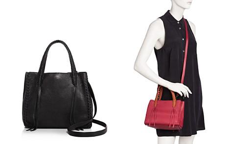 Callista Iconic Mini Leather Tote - Bloomingdale's_2