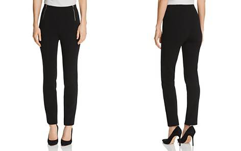 BOSS Tilezea Straight-Leg Pants - Bloomingdale's_2