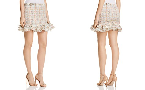 PETERSYN Barrett Smocked Mini Skirt - Bloomingdale's_2