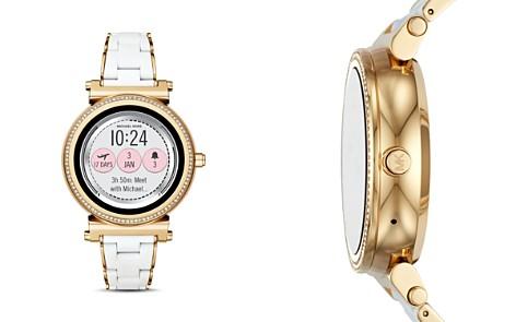 Michael Kors Sofie Touchscreen Smartwatch, 42mm - Bloomingdale's_2
