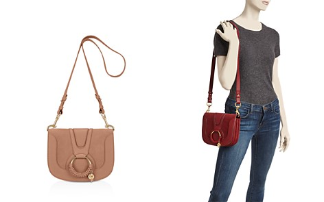 See by Chloé Hana Mini Suede & Leather Crossbody - Bloomingdale's_2