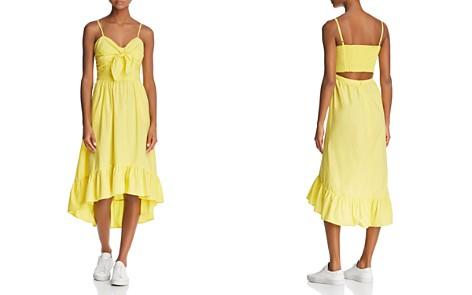 Joie Clorinda Tie-Front Dress - Bloomingdale's_2