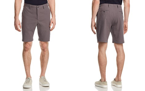 The Men's Store at Bloomingdale's Seersucker Regular Fit Shorts - 100% Exclusive_2