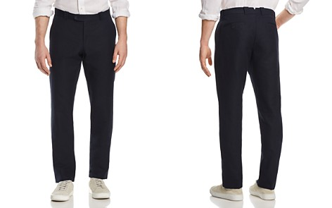 The Men's Store at Bloomingdale's Canvas Regular Fit Pants - 100% Exclusive_2