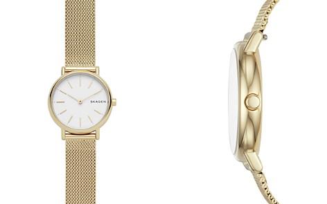 Skagen Signatur Gold-Tone Slim Watch, 30mm - Bloomingdale's_2