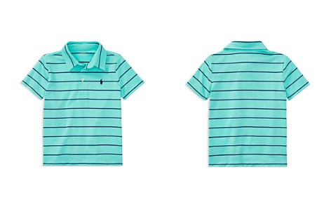 Polo Ralph Lauren Boys' Striped Performance Polo - Little Kid - Bloomingdale's_2