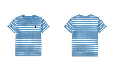 Polo Ralph Lauren Boys' Striped V-Neck Tee - Little Kid - Bloomingdale's_2
