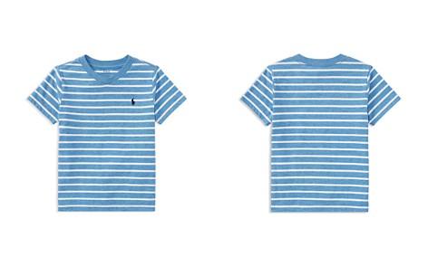 Polo Ralph Lauren Boys' Striped V-Neck Tee - Little Kid - Bloomingdale's_2