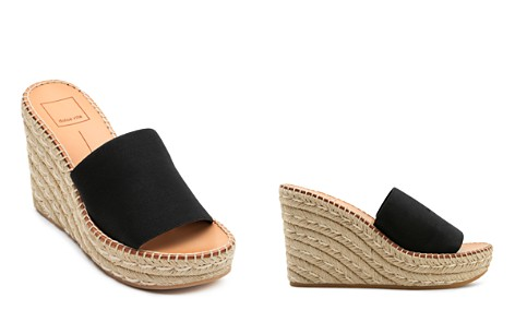 Dolce Vita Women's Pim Platform Wedge Espadrille Slide Sandals - Bloomingdale's_2