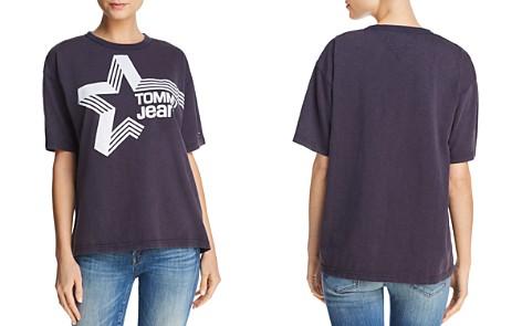 Tommy Jeans Star Logo Tee - Bloomingdale's_2