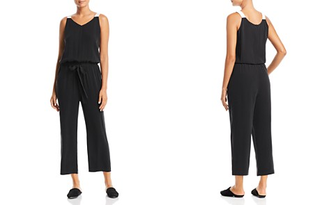 Eileen Fisher Drawstring Jumpsuit - 100% Exclusive - Bloomingdale's_2