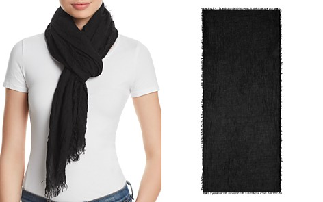 Fraas Solid Oblong Scarf - Bloomingdale's_2