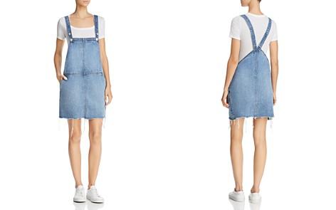 BLANKNYC Denim Overall Dress - 100% Exclusive - Bloomingdale's_2