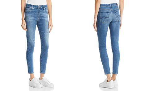 AG Farrah Ankle Skinny Jeans in California Blue - Bloomingdale's_2