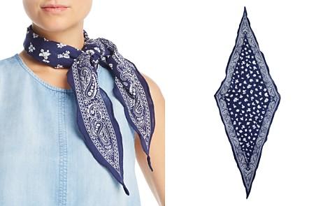 Polo Ralph Lauren Karyn Floral Bandana Diamond Scarf - Bloomingdale's_2