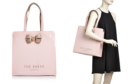 Ted Baker Vallcon Bow Detail Icon Tote - Bloomingdale's_2