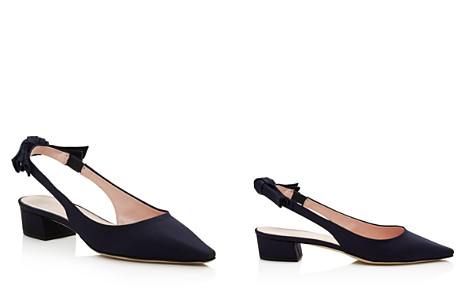 kate spade new york Women's Lucia Slingback Block Heel Pumps - Bloomingdale's_2
