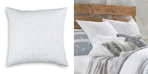 "Peri Home Candlewick Diamond Euro Decorative Pillow, 26"" x 26"" - Bloomingdale's_2"