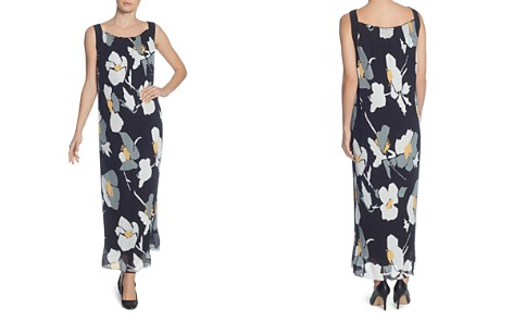 CATHERINE Catherine Malandrino Delphine Pleated Floral Maxi Dress - Bloomingdale's_2