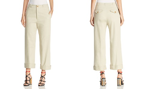 Burberry Eastcote Straight Pants - Bloomingdale's_2