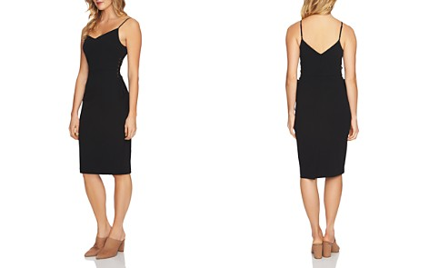 1.STATE Lace-Up Side Sheath Dress - Bloomingdale's_2