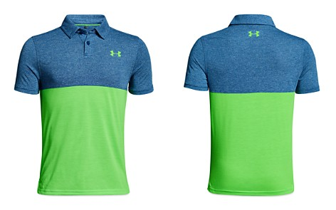 Under Armour Boys' Threadbare Color Block Tech Polo Shirt - Big Kid - Bloomingdale's_2