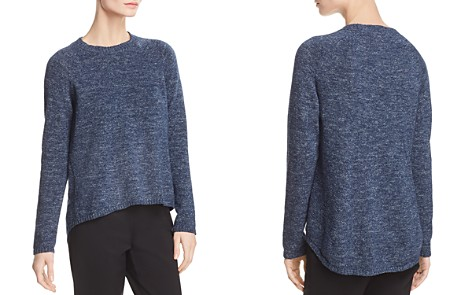 Eileen Fisher Petites Marled Sweater - Bloomingdale's_2