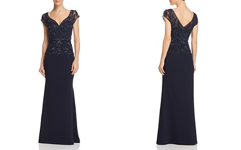 Aidan Mattox Embellished Mermaid Gown - Bloomingdale's_2