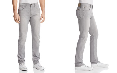 Joe's Jeans Brixton Slim Fit Jeans in Steve Gray - Bloomingdale's_2