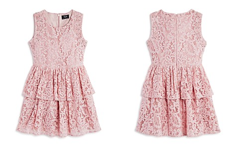 Bardot Junior Girls' Tiered Lace Dress - Little Kid - Bloomingdale's_2