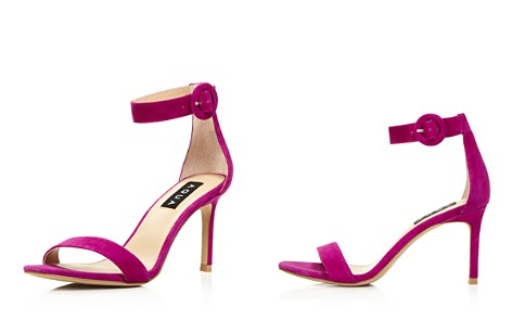 AQUA Women's Seven Suede High Heel Ankle Strap Sandals - 100% Exclusive - Bloomingdale's_2