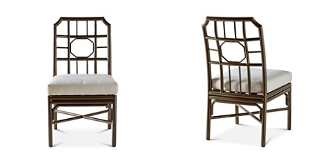 Selamat Designs 4-Season Regeant Outdoor Side Chair with Cushion - Bloomingdale's_2