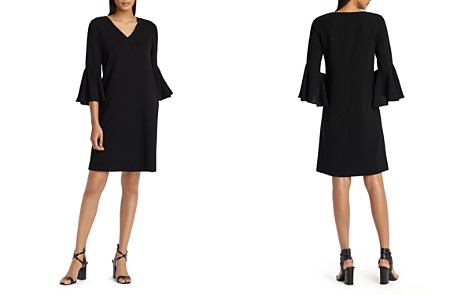 Lafayette 148 New York Holly Bell Sleeve Dress - Bloomingdale's_2