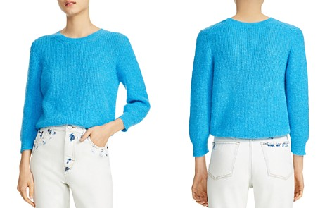 Maje Marcel Ribbed Sweater - Bloomingdale's_2