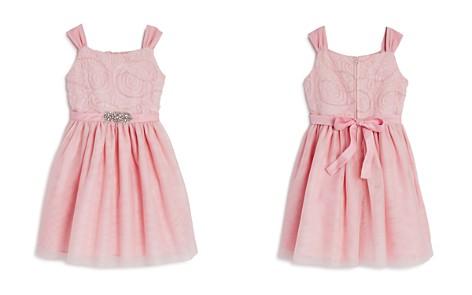 US Angels Girls' Embellished Mesh Tutu Dress - Little Kid - Bloomingdale's_2