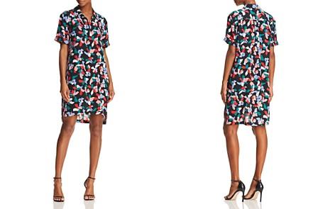 Equipment Mirelle Printed Silk Shirt Dress - Bloomingdale's_2