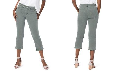 NYDJ Released Hem Skinny Capri Jeans in Topiary - Bloomingdale's_2