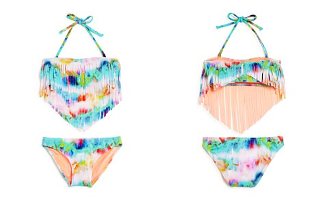 Peixoto Girls' Magnolia Fringe 2-Piece Swimsuit - Big Kid - Bloomingdale's_2