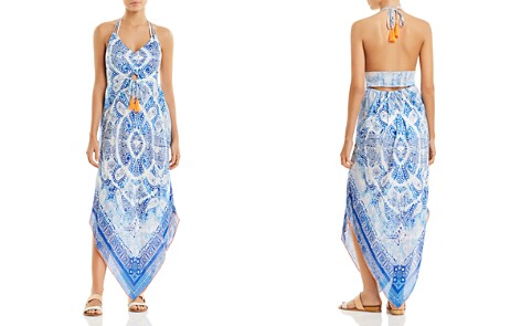 Surf Gypsy Maxi Dres Swim Cover-Up - Bloomingdale's_2