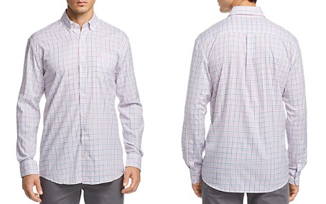 Johnnie-O Ives Plaid Regular Fit Button-Down Shirt - Bloomingdale's_2