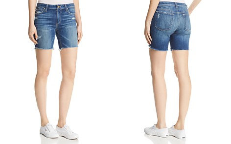 Joe's Jeans The Finn Bermuda Denim Shorts in Karinne - Bloomingdale's_2