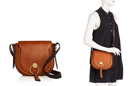 See by Chloé Lumir Large Leather & Suede Crossbody - Bloomingdale's_2
