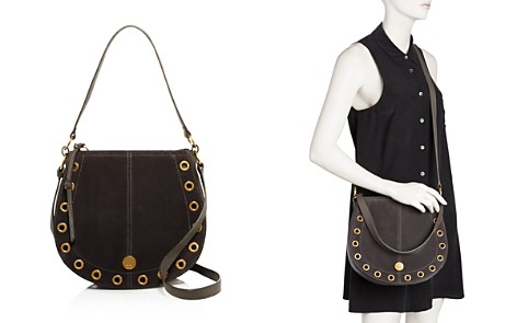 See by Chloé Kriss Small Leather & Suede Hobo - Bloomingdale's_2