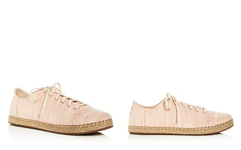 TOMS Women's Lena Slubby Cotton Lace Up Espadrille Sneakers - Bloomingdale's_2