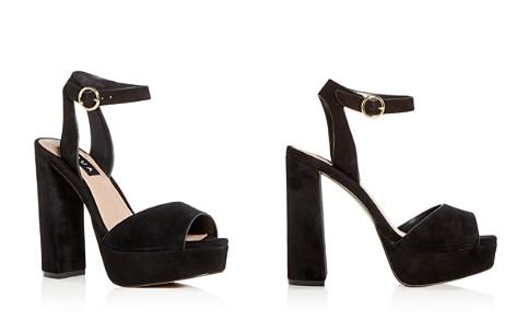 AQUA Women's Mardi Suede High Heel Platform Sandals - 100% Exclusive - Bloomingdale's_2