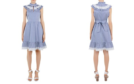 Ted Baker Cottoned On Kikkii Lace-Appliqué Dress - Bloomingdale's_2